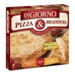 Digiorno -  Cheese Pizza & Breadsticks 0071921020385