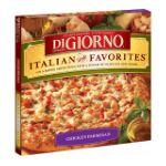 Digiorno -  Italian Style Favorites Chicken Parmesan Pizza 0071921843830