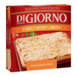 Digiorno -  Four Cheese Thin Crispy Crust Pizza 0071921917203