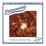 Entenmann's -  Coffee Cake Hazlenut Ring 0072030002217