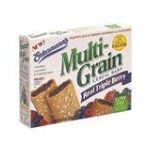 Entenmann's -  Multi-grain Cereal Bars 0072030013527