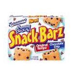 Entenmann's -  Chewy Snack Barz 0072030014616