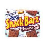 Entenmann's -  Chewy Snack Barz 0072030014623