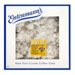 Entenmann's -  New York Crumb Coffee Cake 0072030016290