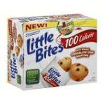 Entenmann's -  Entenmann's Little Bites 100 Calorie Chocolate Chip Muffins 0072030018997