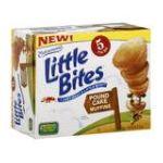 Entenmann's -  Little Bits Pound Cake 0072030019598