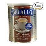 Delallo -  Espresso Coffee Regular Unit 0072368031101