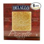 Delallo -  Anise Pizzelle Units 0072368215464