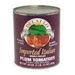Delallo -  Plum Tomatoes 0072368423050