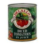 Delallo -  Diced Tomatoes 0072368424170