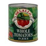Delallo -  Whole Tomatoes 0072368424378