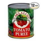 Delallo -  Tomato Puree 0072368424385