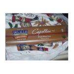 Delallo -  Orzo No. 65 Whole Wheat Pasta 0072368508924