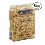 Delallo -  Fusilli Bag 1-pounds Pack Of8 0072368510552