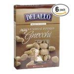 Delallo -  Delallo Whole Wheat Potato Gnocchi Boxes 0072368510620
