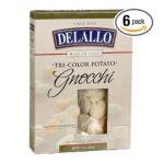Delallo -  Delallo Tri-color Potato Gnocchi Boxes 0072368510637