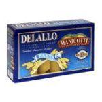 Delallo -  Pasta Manicotti 0072368750170
