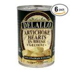Delallo -  Artichoke Hearts 0072368909684