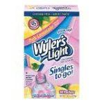 Wyler's -  Low Calorie Soft Drink Mix Pink Lemonade 0072392351534