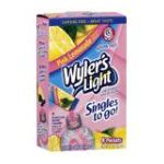 Wyler's -  To Go Drink Mix Pink Lemonade 0072392352234