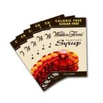 Walden -  Pancake Syrup Packets Six Packets 0072457123991