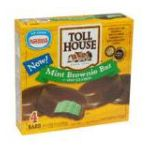 Toll House - Brownie Bar 0072554110207  / UPC 072554110207
