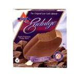 Atkins - Super Premium Fudge Bars 0072586160324  / UPC 072586160324
