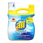 All -  Laundry Detergent 0072613450947