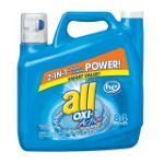 All - Laundry Detergent 2x Ultra Waterfall Clean 0072613454976  / UPC 072613454976