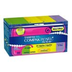 Tampax - Tampons Scented Multipax 40 Tampons 0073010010604  / UPC 073010010604