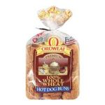 Arnold - Buns Hot Dog Premium 100% Whole Wheat 0073130000769  / UPC 073130000769