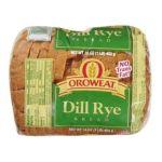 Arnold - Dill Rye Bread 0073130006853  / UPC 073130006853