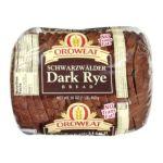Arnold -   None Schwarzwalder Dark Rye Bread 0073130025021 UPC 07313002502