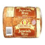 Arnold - Jewish Rye Bread 0073130025397  / UPC 073130025397