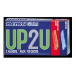 Always - Mentos Gum Up 2 U Berry Watermelon Fresh Mint 0073390012090  / UPC 073390012090