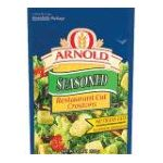 Arnold - Croutons Seasoned 0073410312155  / UPC 073410312155