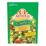 Arnold - Croutons Seasoned 0073410312179  / UPC 073410312179