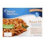 Weight Watchers -  Baked Ziti 0073508010109