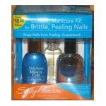 Sally Hansen - Custom Manicure Kit For Brittle Peeling Nails 1 kit 0074170311594  / UPC 074170311594