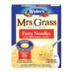 Wyler's -  Mrs. Grass Soup Mix Extra Noodles 0074235330058