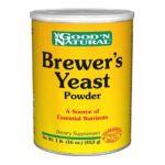 Good 'n Natural -  Debittered Brewer's Yeast Powder 0074312422706