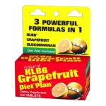 Good 'n Natural -  Klb6 Grapefruit Diet Plan With Glucomannan 100 tablet 0074312439704