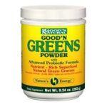 Good 'n Natural -  Greens Powder 0074312452253