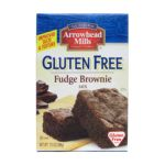 Arrowhead Mills -  Gluten-free Fudge Brownie Mix 0074333371939