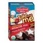 Arrowhead Mills -  Bake With Me Brownie Mix Boxes 0074333371991