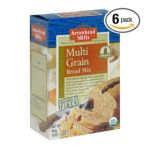 Arrowhead Mills -  Organic Bread Mix Multi Grain Boxes 0074333373223