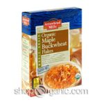 Arrowhead Mills -  Organic Maple Buckwheat Flakes 0074333374701