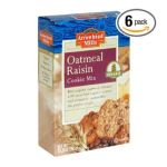 Arrowhead Mills -  Cookie Mix Oatmeal Raisin Units 0074333382393