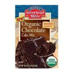 Arrowhead Mills -  Organic Cake Mix Chocolate 0074333383123