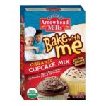 Arrowhead Mills -  Bake With Me Cupcake Mix Boxes 0074333383321